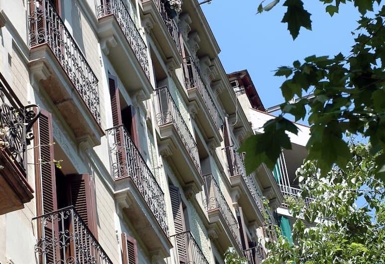 Barcelona Apartment Val, Барселона, Вид снаружи / фасад