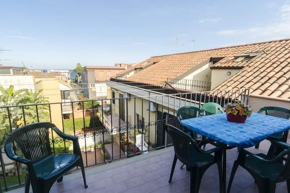 Apartment, 2 Bedrooms, Sea View - Balkoni
