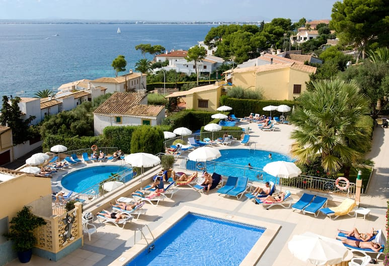 HSM Hotel President, Alcudia, Outdoor Pool