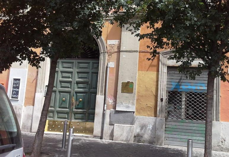 入住羅馬特拉斯特夫酒店, 羅馬, 雙床房, 客房