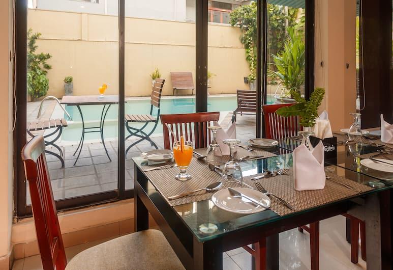 Hotel Janaki, Colombo, Restoran