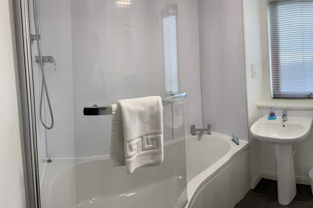 Executive-lejlighed - eget badeværelse (1 Bedroom Apartment) - Badeværelse