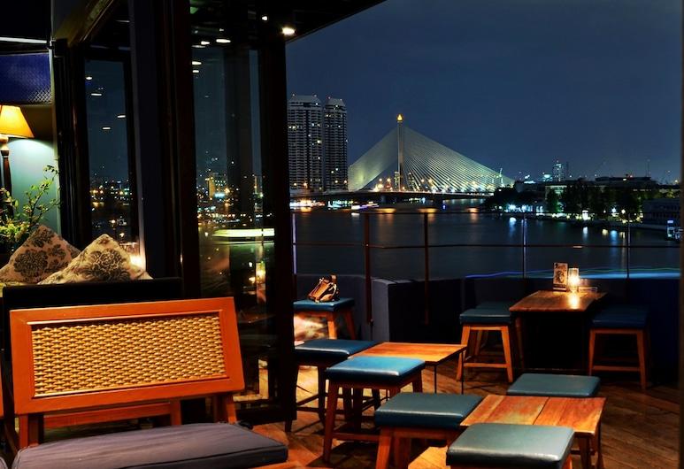 Baan Wanglang Riverside, Bangkok, Hotel Bar