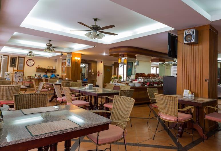 โรงแรมทิพย์อุไรบีช, หัวหิน, การรับประทานอาหาร