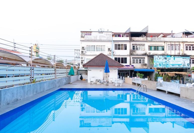 Thipurai Beach Hotel, Hua Hin, Kolam Terbuka