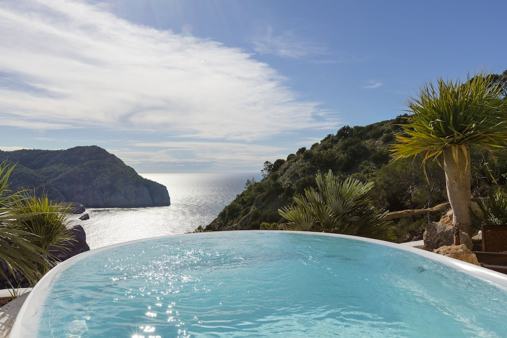 Hacienda Na Xamena Ibiza, Sant Joan de Labritja, Dobbeltrom (Edén), Terrasse/veranda