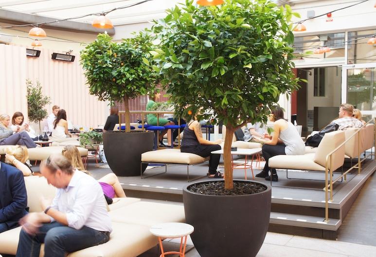 Scandic No 53, Stockholm, Terrasse/veranda