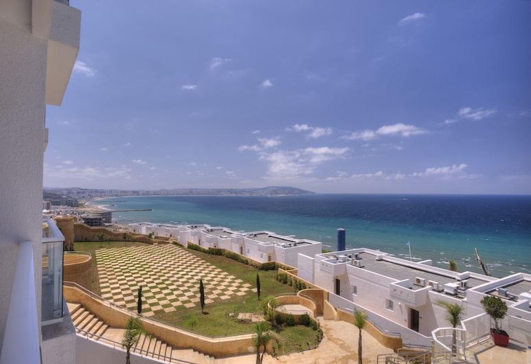 Hotel Farah Tanger, Tanger, Terrasse/Patio
