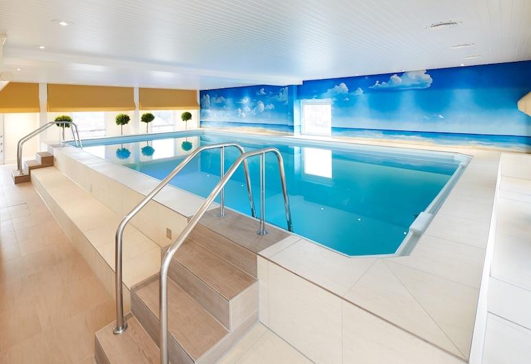 貝斯特韋斯特普拉斯阿洛薩飯店, 帕德博恩, 室內游泳池