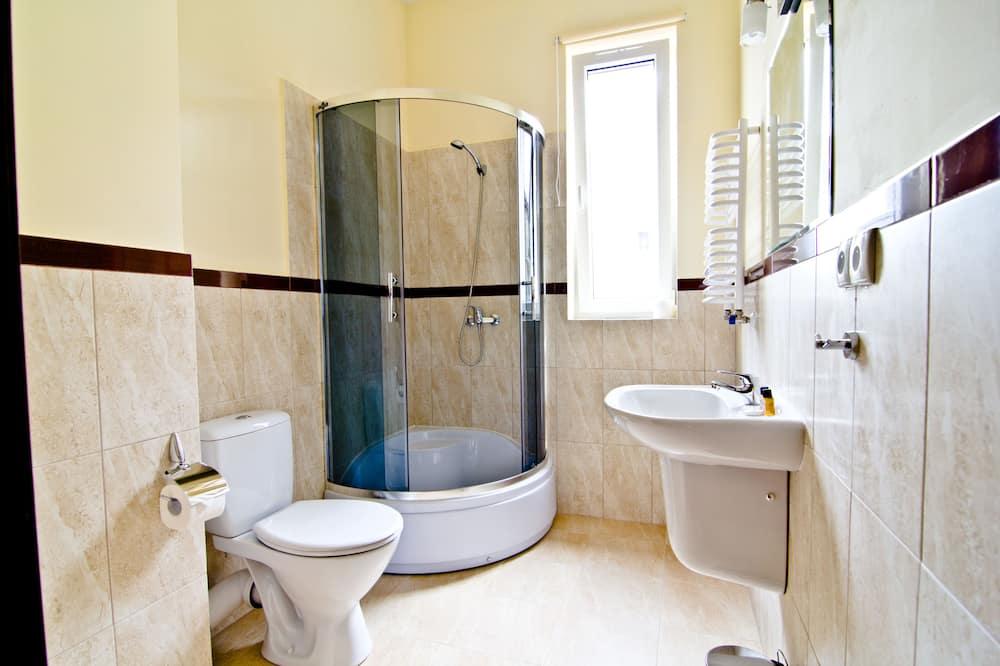 Двомісний номер (1 двоспальне або 2 односпальних ліжка) - Ванна кімната