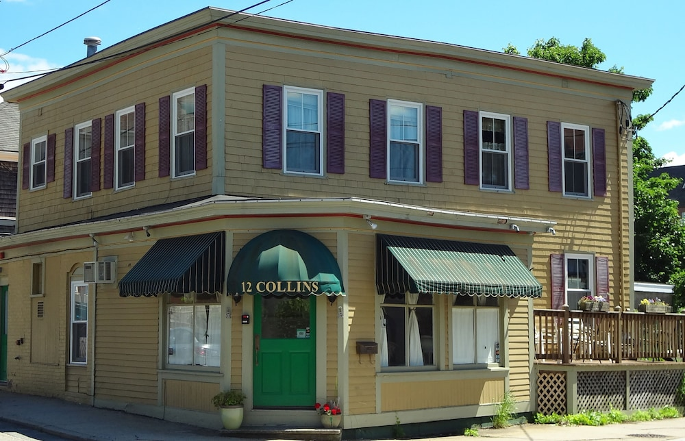 The Henry Collins Inn, Newport