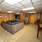 Signature suite, niet-roken, bubbelbad - Spabad binnen