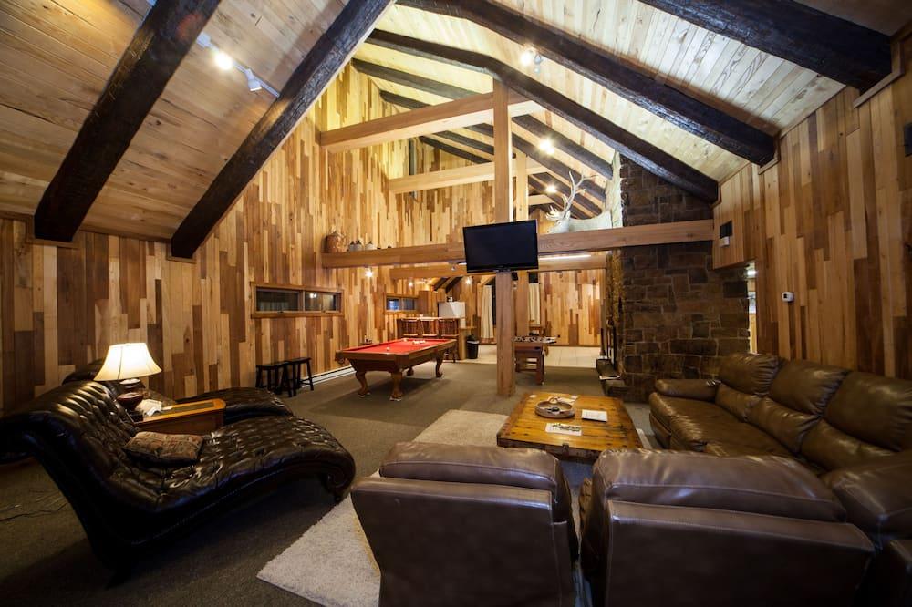 Signature suite, niet-roken, bubbelbad - Woonruimte