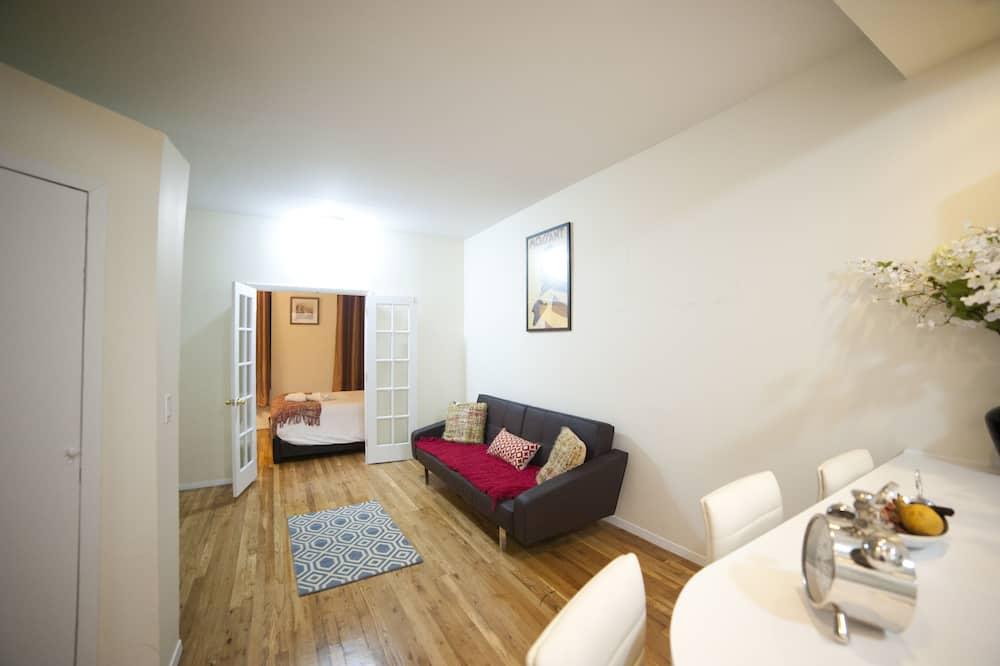 Lejlighed, 2 soveværelser - Stue