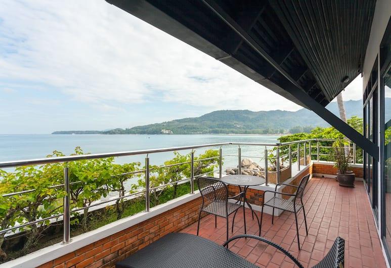 Kamala Beach Estate, Kamala, 1 Bedroom Andaman Suite, Terasa/trijem