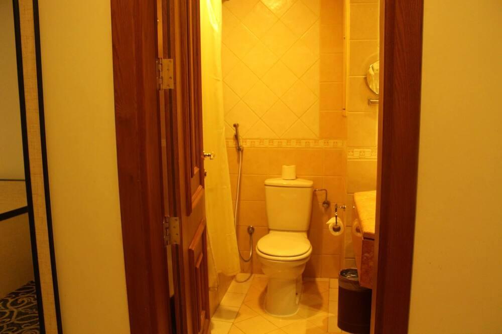 Habitación Deluxe con 2 camas individuales, 1 habitación - Baño