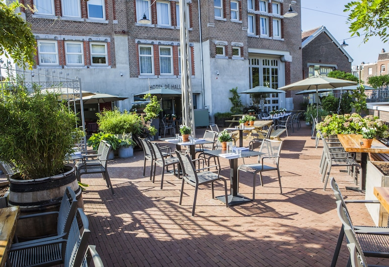 Hotel De Hallen, Amsterdam, Terrace/Patio