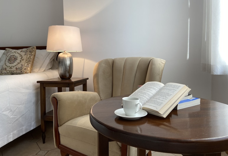 Boutique Aparthotel & Apartments, Krokuva, Liukso klasės apartamentai, Svečių kambarys