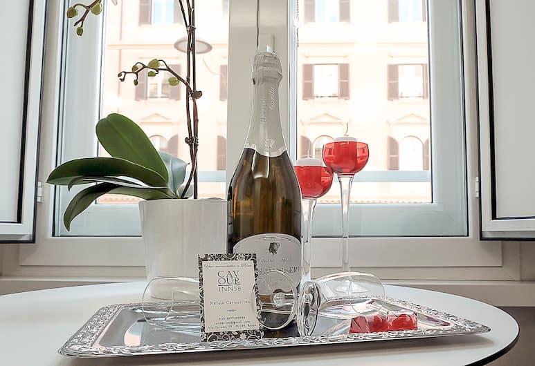 Relais Cavour Inn, Rome, Double Room, Guest Room
