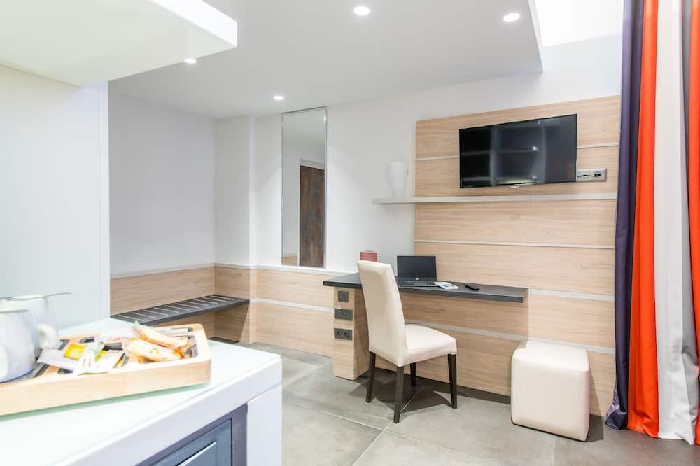 Suite, Meerblick - Wohnbereich