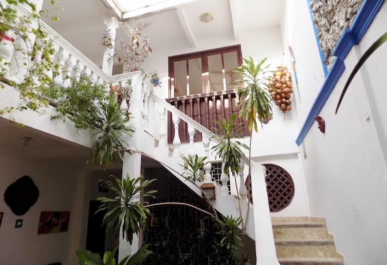 佩德雷加爾酒店, Cartagena, 樓梯