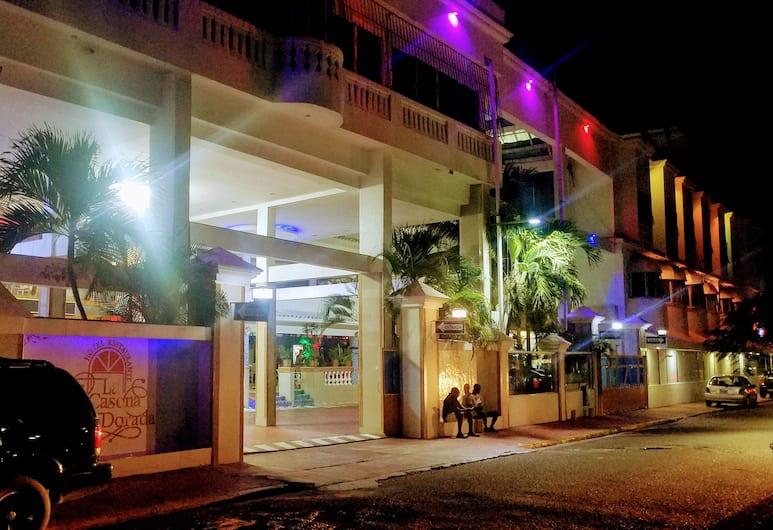 La Casona Dorada, Santo Domingo, View from Hotel