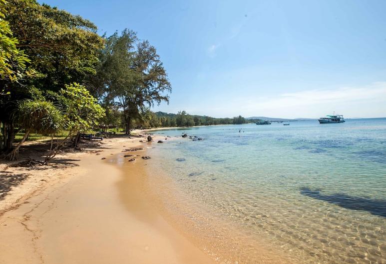 مانجو باي ريزورت, فو كوك, الشاطئ