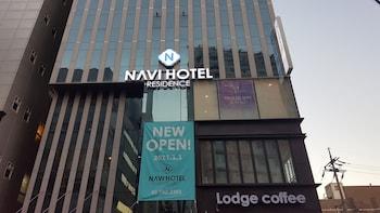 A(z) NAVI HOTEL RESIDENCE hotel fényképe itt: Szöul