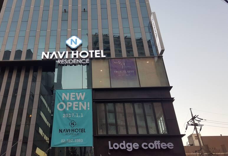 나비 호텔 레지던스, 서울특별시