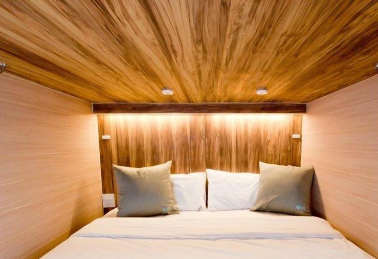 ボックスパッカーズ ホステル プラトゥーナム, バンコク, Warm Forest Mixed 10 Dorm, 部屋