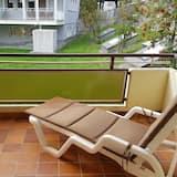 Dobbeltværelse - balkon - Altan