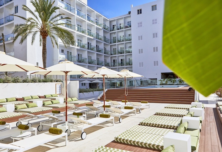 Hotel HM Dunas Blancas, Playa de Palma, Sundeck