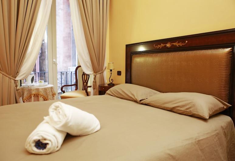 Lanfipe Palace, Neapel, Gästrum