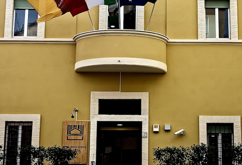 Roma Scout Center - Hostel, Rome, Property Grounds