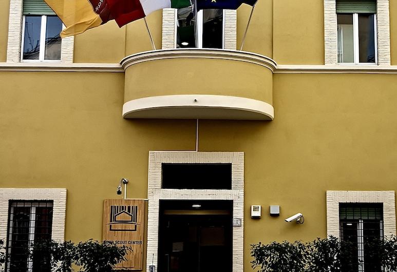 Roma Scout Center - Hostel, Roma, Parco della struttura