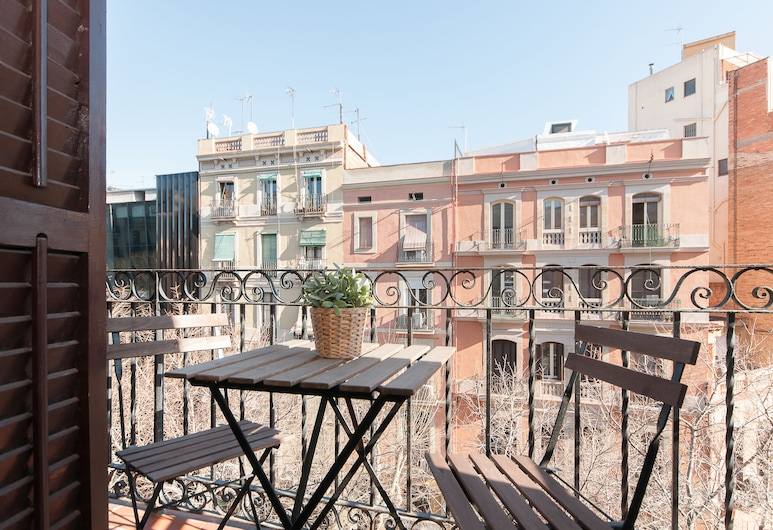 Weflating Sant Antoni Market, Barcelona, Superior Apartment, 3 Bedrooms, Terrace/Patio