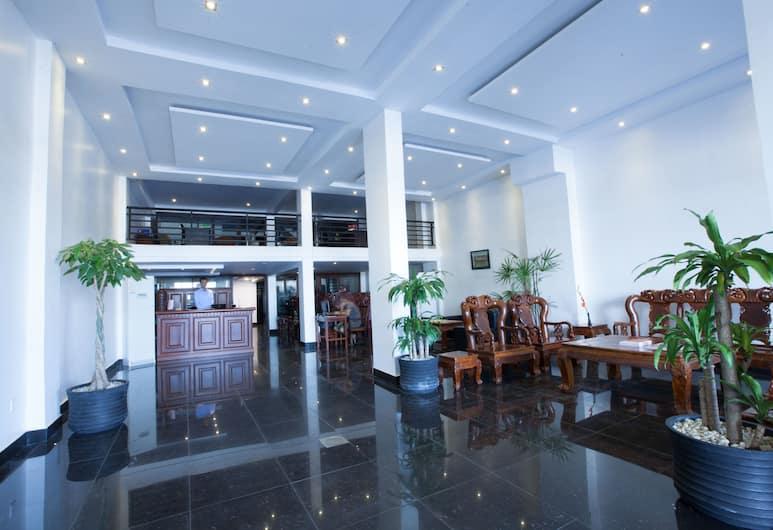 Le Grand Mekong Hotel, Phnom Penh, Hala