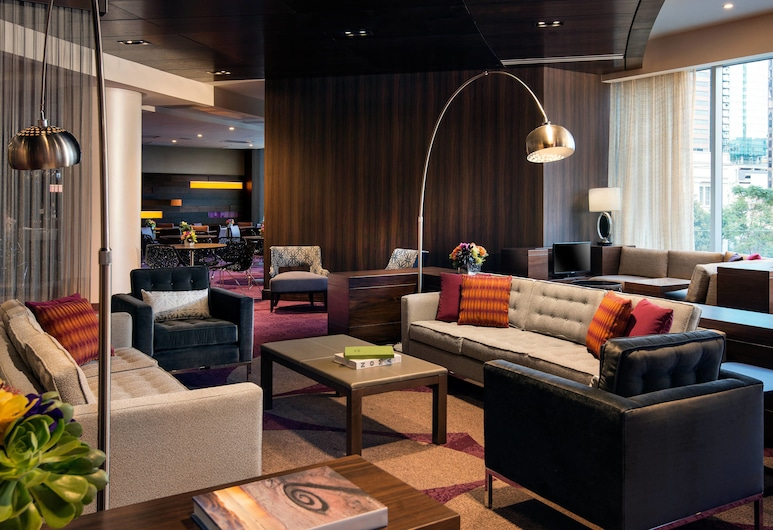 Residence Inn Los Angeles L.A. LIVE, Los Angeles, Hotel Lounge