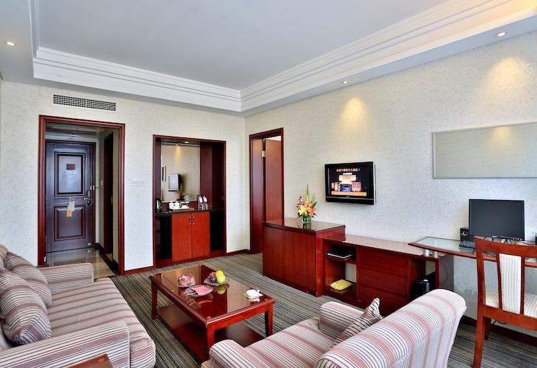Wenzhou Jiangjun Hotel, Wenzhou, Business Suite, Guest Room