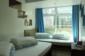 Bild vom A-Inn Hostel in Kowloon