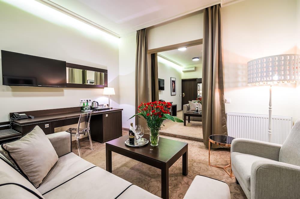 Classic - kahden hengen huone - Vierashuone