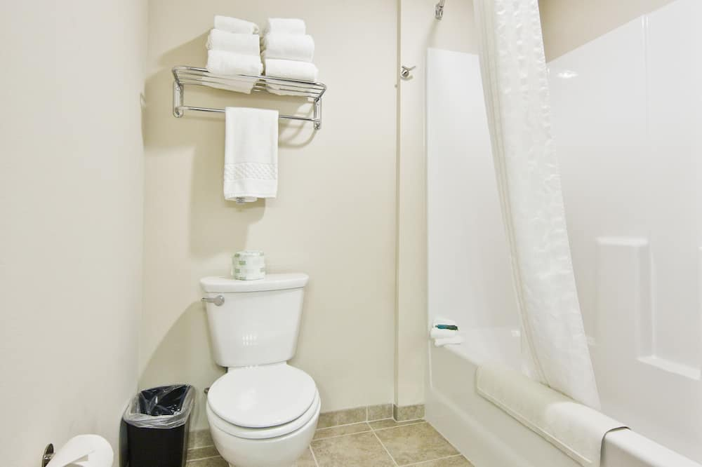 Apartament typu Suite, Łóżko king, dla niepalących - Łazienka