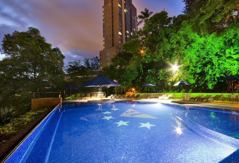 Hotel Dann Carlton Belfort Medellin, Medellín, Außenpool
