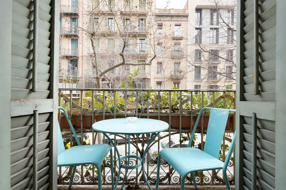 Small Double Room - Balcony
