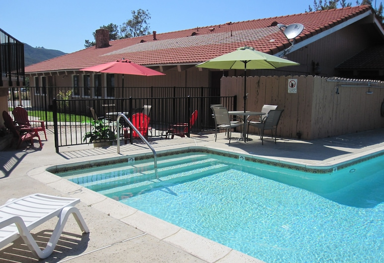 Rancho California Inn, Temecula, Outdoor Pool
