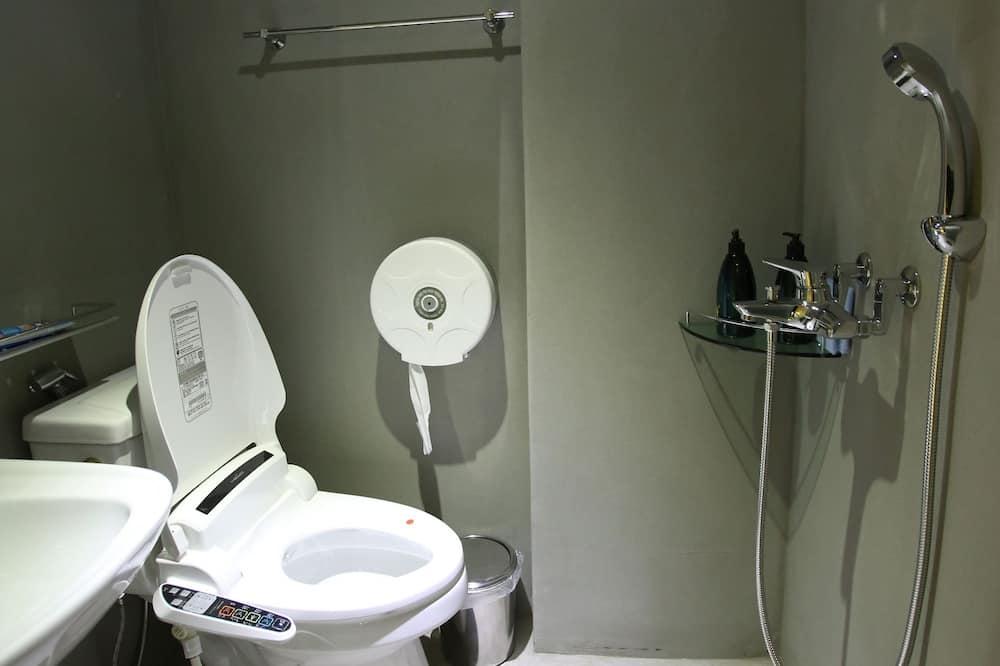Twin Room, Private Bathroom - Bilik mandi