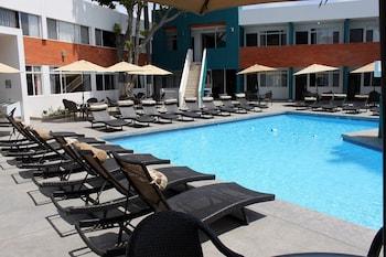 Foto van Hotel Cortez in Ensenada
