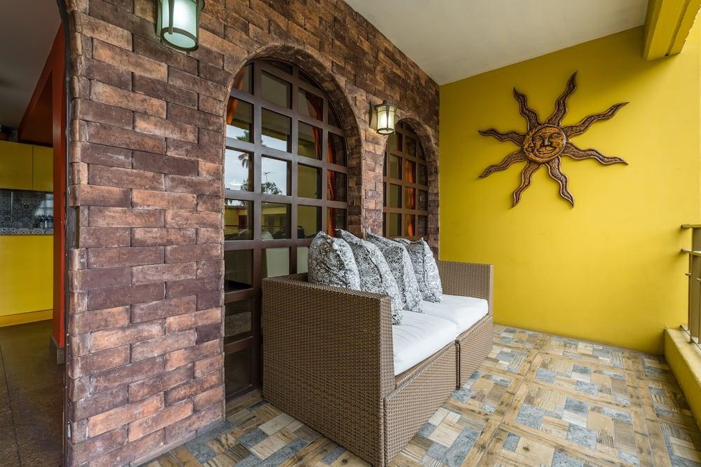 Master Suite - Balkón