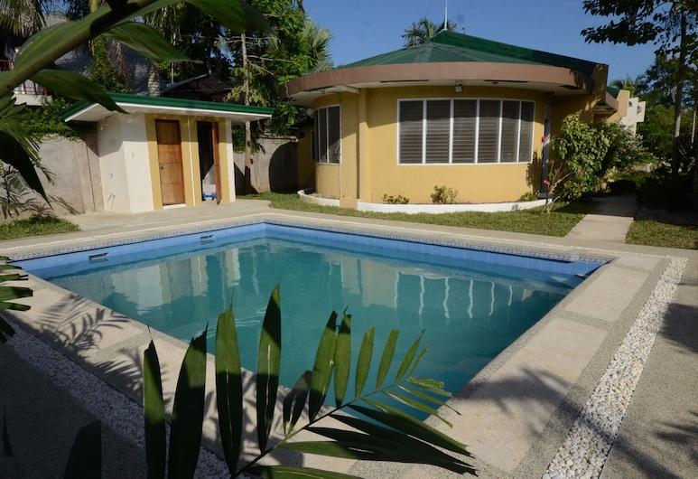 La Belle Pension, Puerto Princesa, Außenpool