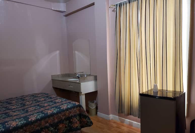 Elite Inn, San Fransiskas, Kambarys, 1 didelė dvigulė lova (Private Bath), Svečių kambarys